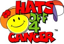 Hats Off 4 Cancer LOGO